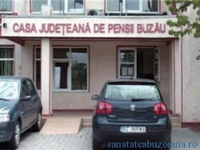Casa Judeteana de Pensii Fabricat in Buzau