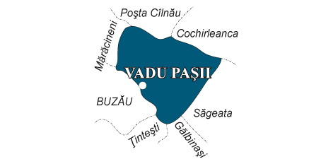Harta Comuna Vadu Pasii Fabricat In Buzau Fabricat In Buzau