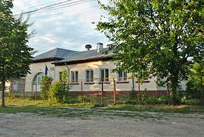 Primaria Cozieni Fabricat in Buzau