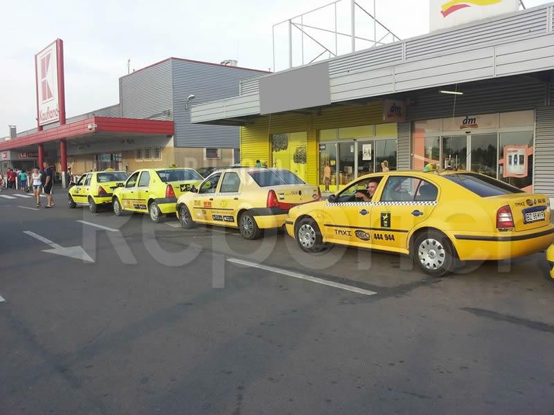 Taxi Fabricat in Buzau