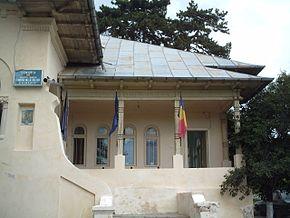 Primaria Valea Salciei Fabricat in Buzau