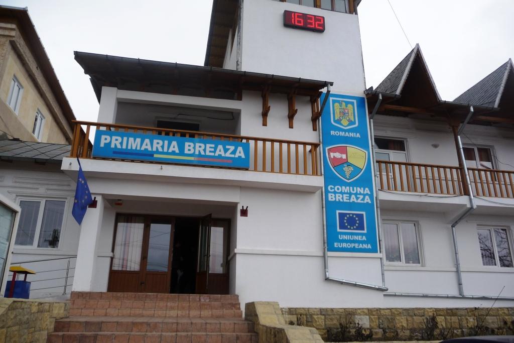 Primaria Breaza Fabricat in Buzau