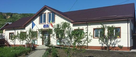 Primaria Cernatesti Fabricat in Buzau