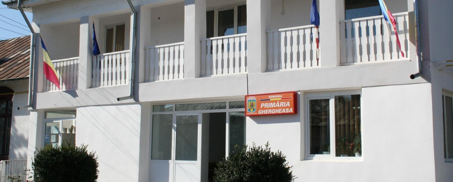 Primaria Ghergheasa Fabricat in Buzau