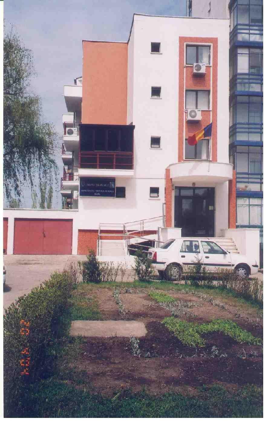 Inspectoratul Teritorial de Munca Fabricat in Buzau