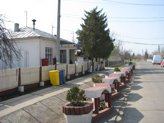 Primaria Movila Fabricat in Buzau