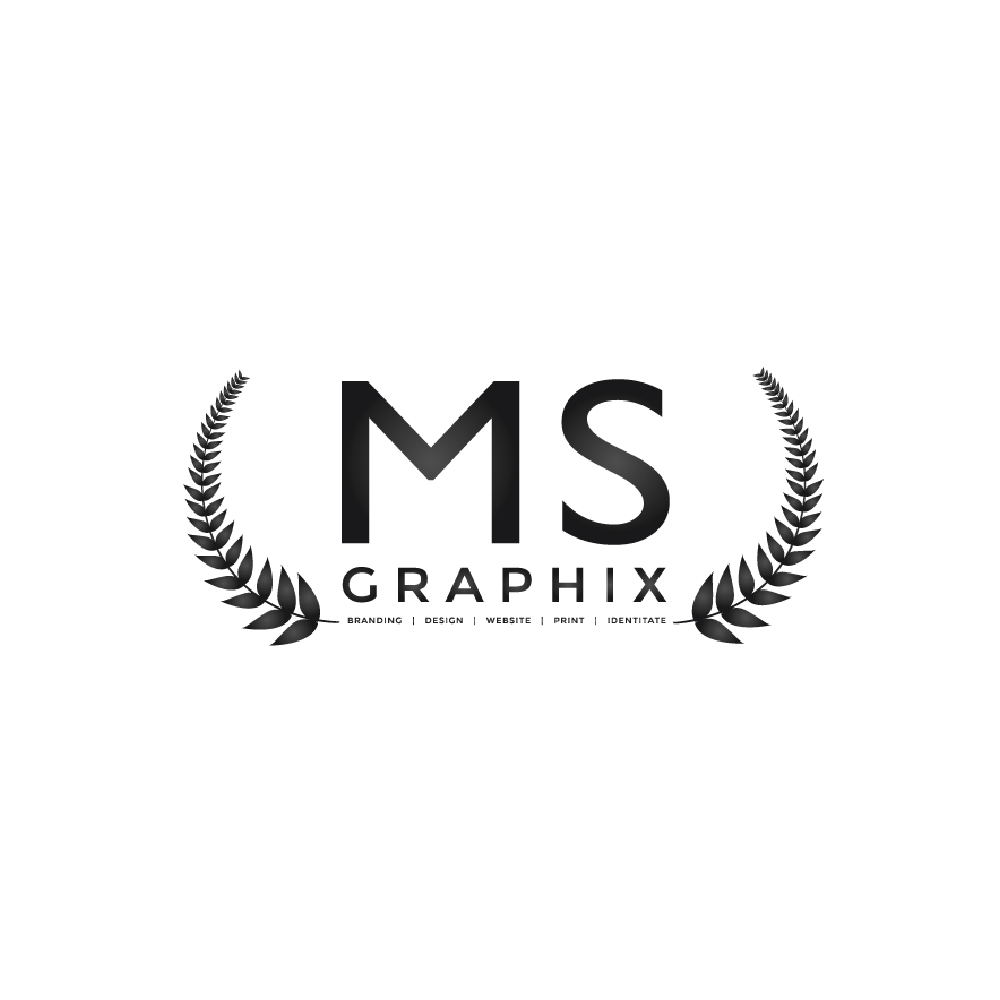 Ms Graphix Fabricat in Buzau logo