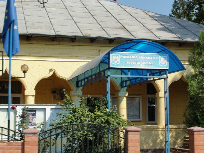 Primaria Mihailesti Fabricat in Buzau
