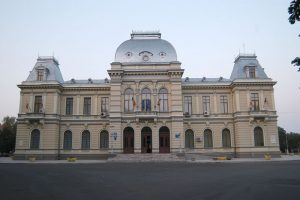 Primaria Ramnicu Sarat Fabricat in Buzau